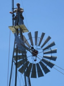 Windmill Installation