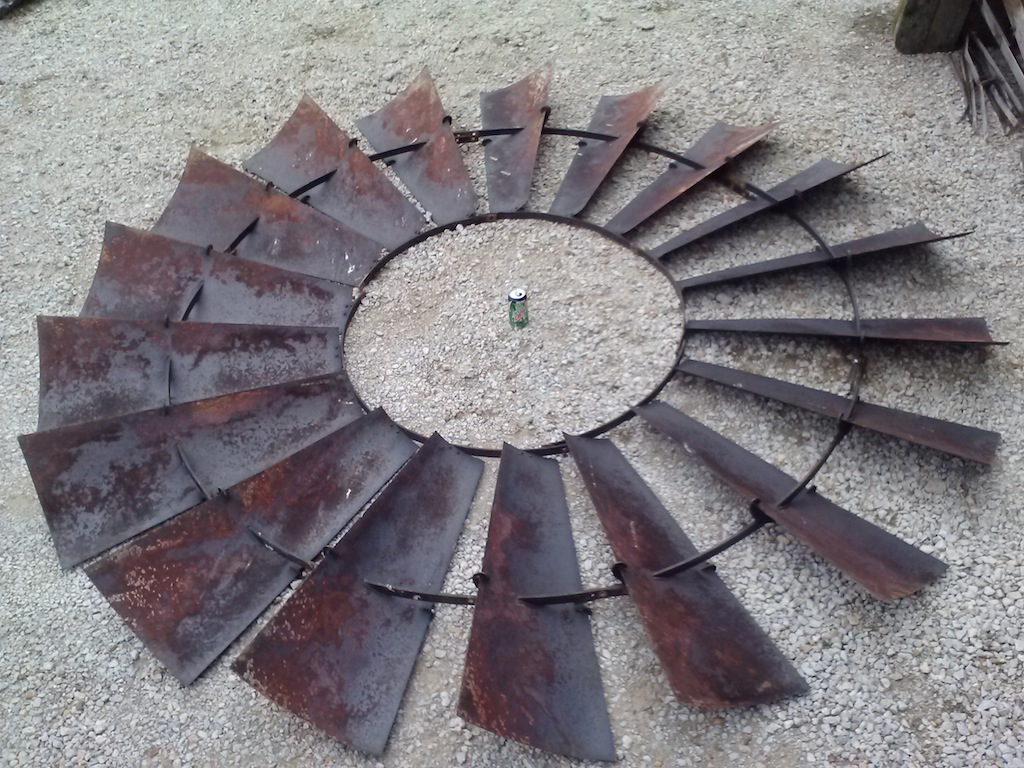 Old Windmill Wheels For Sale Wall Art Paul 39 S Windmill