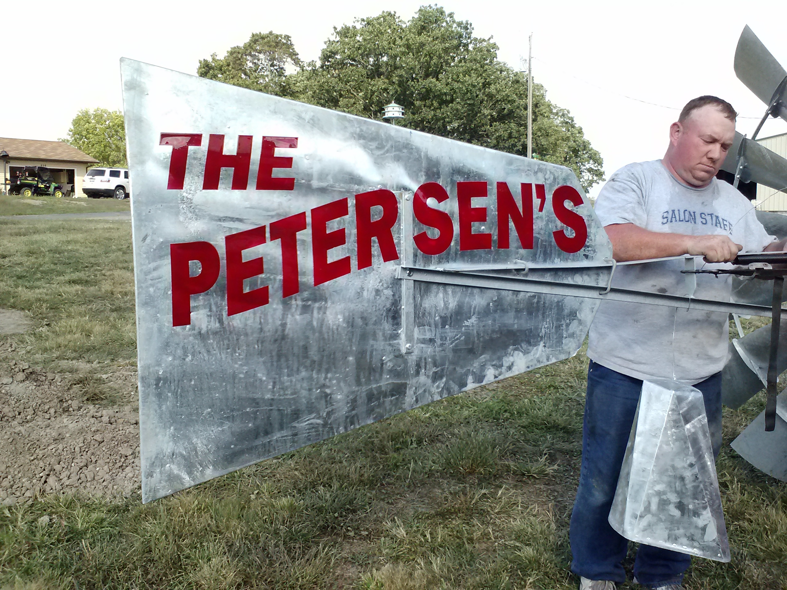 Petersen's tail