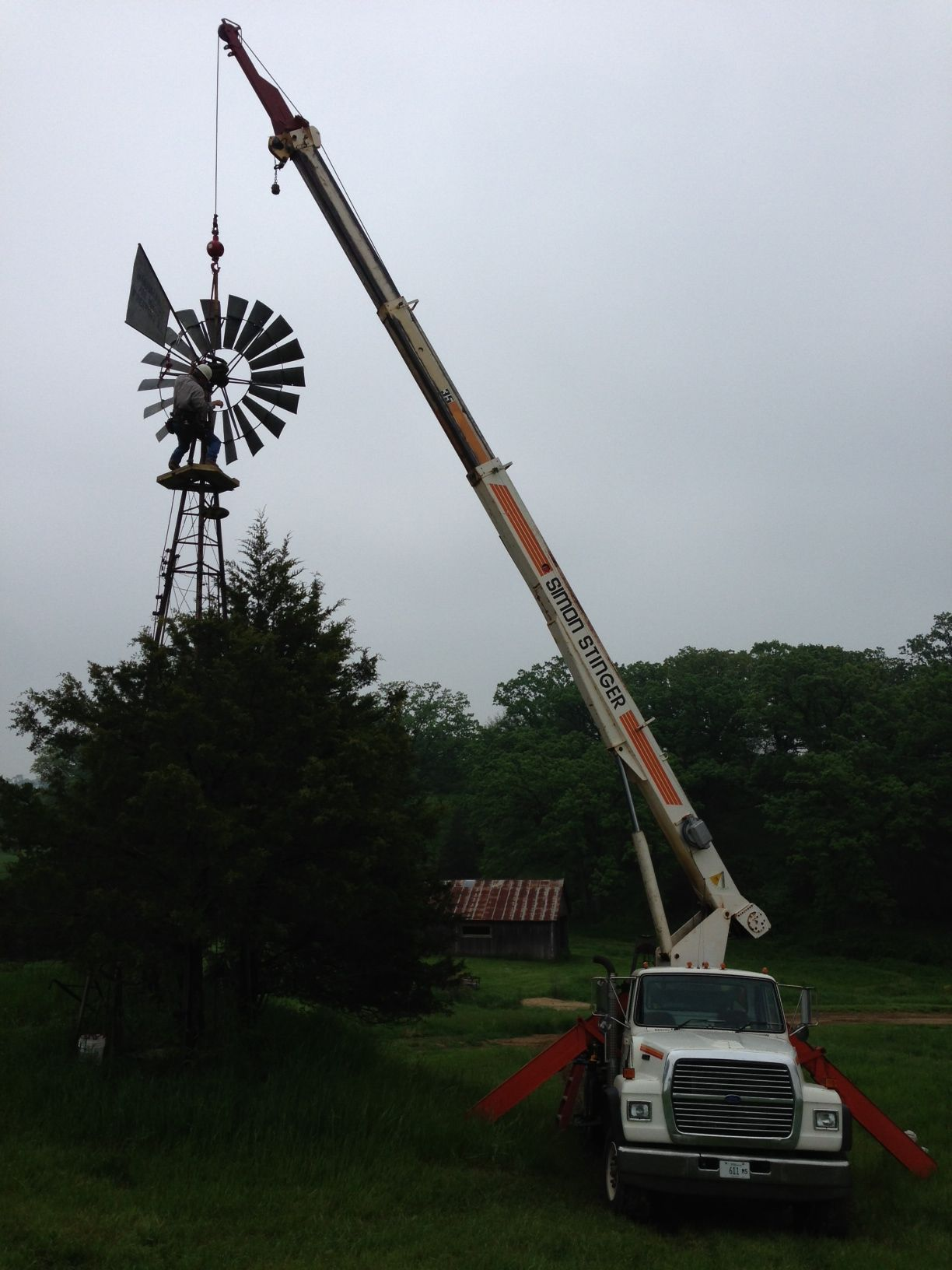 Woodmanse Crane