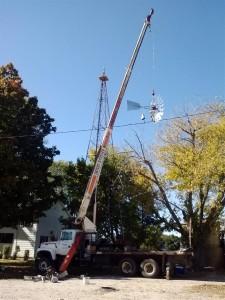 crane work (Large)