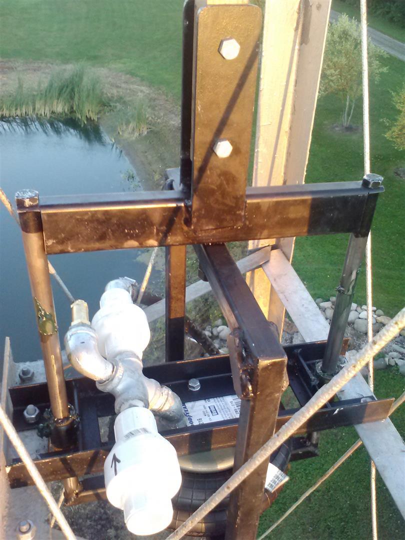 Pond Aerator Paul 39 S Windmill Crane Service