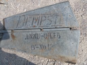 FOR SALE: 8ft Dempster Mod. 12 Windmill Head & Tower