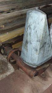 Vintage 8′ Aermotor A702 Windmill Head (A702-0)
