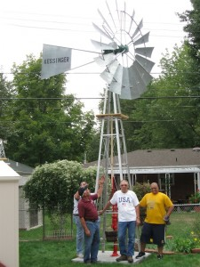 Windmill Pic of Woodmanse