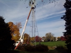 Windmill in the Autumn