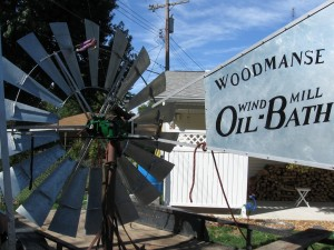 Woodmanse Oil-Bath