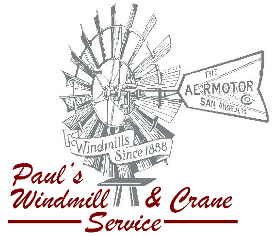 Paul's Windmill & Crane Service
