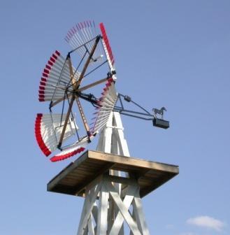 Dempster Vaneless Windmill
