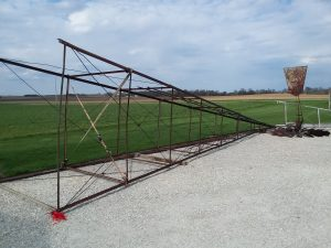 8' A702 Aermotor with 40' Tower