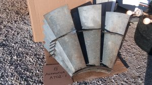 Vintage 8′ Aermotor A702 Windmill Head (A702-I)