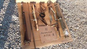 Vintage 8′ Aermotor A702 Windmill Head (A702-II)
