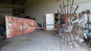 6' X702 Aermotor windmill