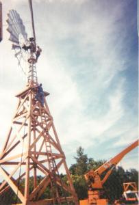 18' Samson Tower